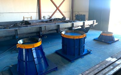 Moldes para arquetas prefabricadas