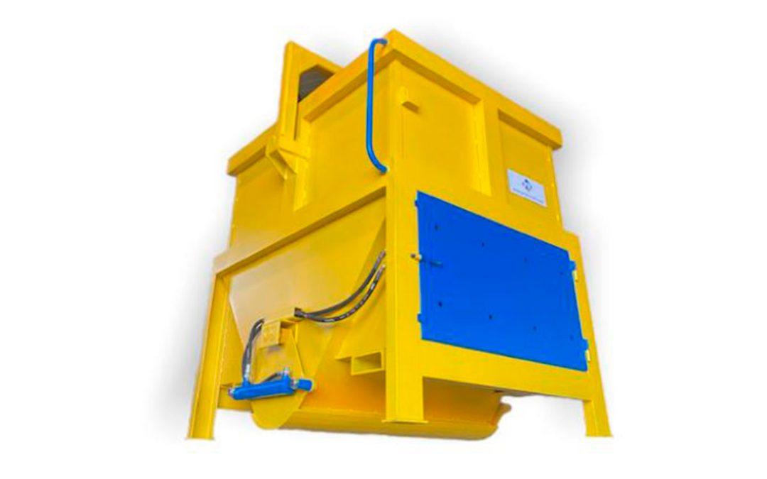 Fabricación de cubilotes distribuidores de hormigón
